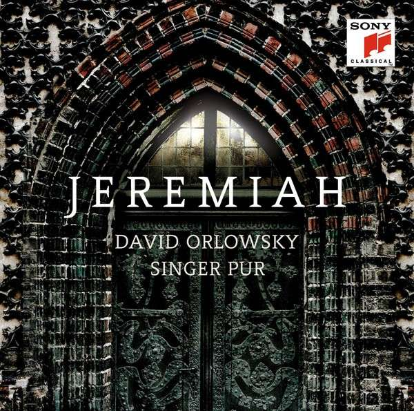 Jeremiah - Album Cover